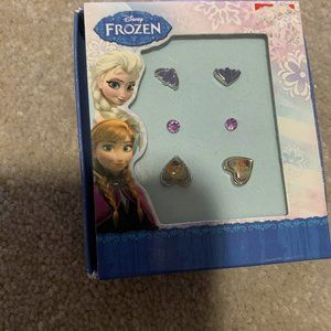 Frozen Earrings